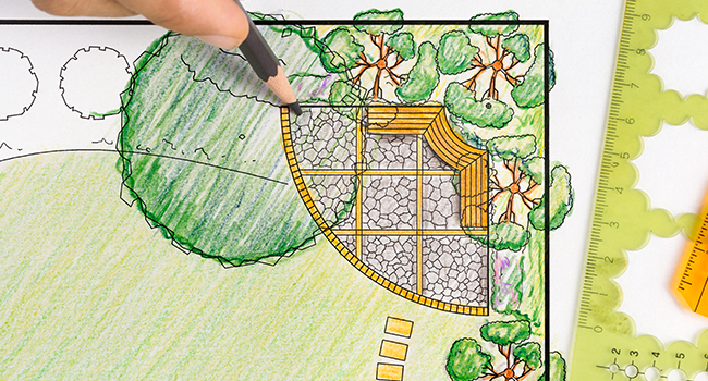 Landscape Design, Concepts, & Planning