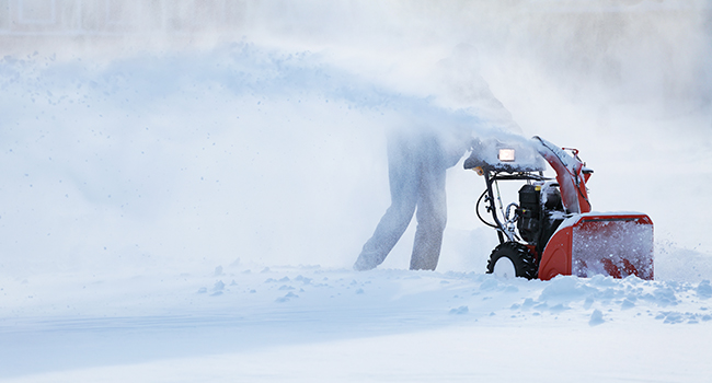 Residential Snow Removel